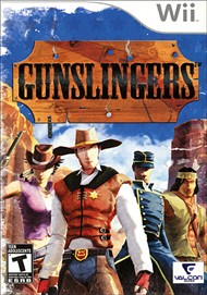 Rent Gunslingers for Wii
