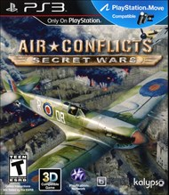 Buy Air Conflicts: Secret Wars for PS3