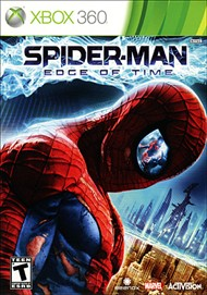 Rent Spider-Man: Edge of Time for Xbox 360