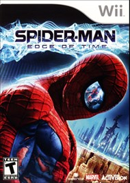 Rent Spider-Man: Edge of Time for Wii