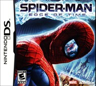 Buy Spider-Man: Edge of Time for DS