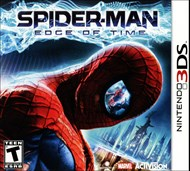Rent Spider-Man: Edge of Time for 3DS