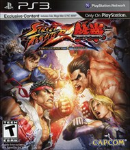 Buy Street Fighter X Tekken for PS3