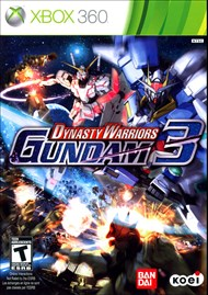 Rent Dynasty Warriors: Gundam 3 for Xbox 360