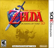 Rent Legend of Zelda: Ocarina of Time 3D for 3DS