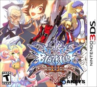 Rent BlazBlue: Continuum Shift II for 3DS