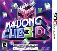 Rent Mahjong Cub3d for 3DS