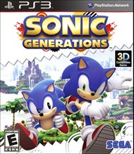 Buy Sonic Generations for PS3