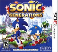 Buy Sonic Generations for 3DS
