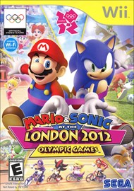 Buy Mario & Sonic at the London 2012 Olympic Games for Wii