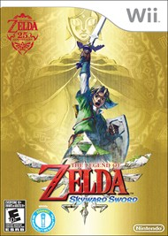 Rent Legend of Zelda: Skyward Sword for Wii