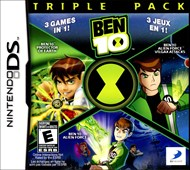 Buy Ben 10 Triple Pack for DS