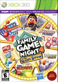 Rent Hasbro Family Game Night 4 for Xbox 360