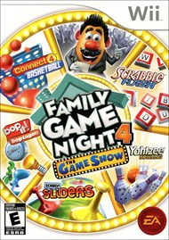 Hasbro Family Game Nigh