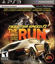 Rent Need for Speed The Run for PS3