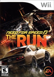 Rent Need for Speed The Run for Wii