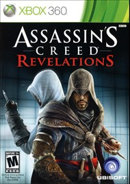 Rent Assassin's Creed Revelations for Xbox 360