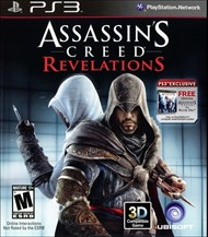 Rent Assassin's Creed Revelations for PS3