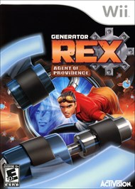 Buy Generator Rex: Agent of Providence for Wii