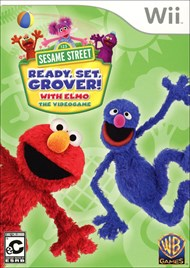 Rent Sesame Street: Ready, Set, Grover! for Wii