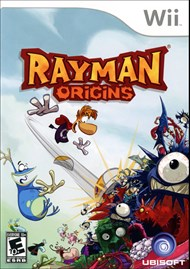 Rent Rayman Origins for Wii