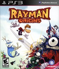 Rent Rayman Origins for PS3
