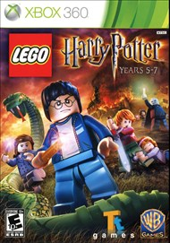 Rent LEGO Harry Potter Years 5-7 for Xbox 360
