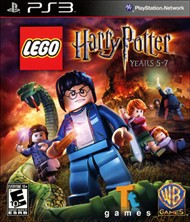 Rent LEGO Harry Potter Years 5-7 for PS3