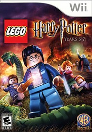 Rent LEGO Harry Potter Years 5-7 for Wii