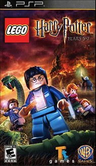 Buy LEGO Harry Potter Years 5-7 for PSP Games