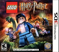 Rent LEGO Harry Potter Years 5-7 for 3DS