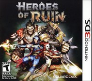 Rent Heroes of Ruin for 3DS