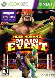 Rent Hulk Hogan's Main Event for Xbox 360