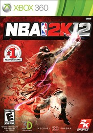 Rent NBA 2K12 for Xbox 360