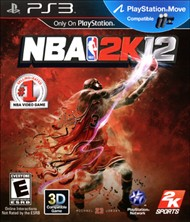 Rent NBA 2K12 for PS3