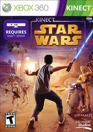 Rent Kinect Star Wars for Xbox 360