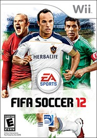 Rent FIFA Soccer 12 for Wii
