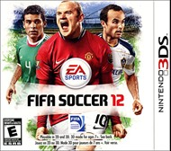 Rent FIFA Soccer 12 for 3DS