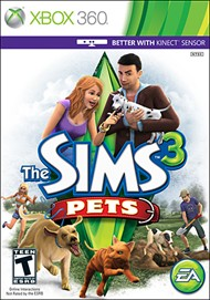 Rent The Sims 3: Pets for Xbox 360