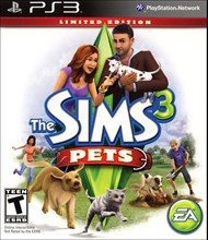 Rent The Sims 3: Pets for PS3
