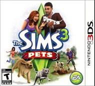 Rent The Sims 3: Pets for 3DS