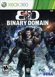 Rent Binary Domain for Xbox 360