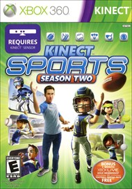 Rent Kinect Sports Season Two for Xbox 360