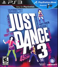 Rent Just Dance 3 for PS3