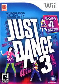 Rent Just Dance 3 for Wii