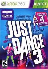 Rent Just Dance 3 for Xbox 360
