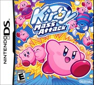 Rent Kirby Mass Attack for DS
