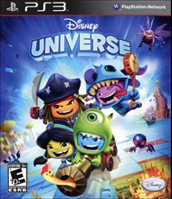 Rent Disney Universe for PS3