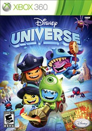 Rent Disney Universe for Xbox 360