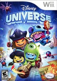 Rent Disney Universe for Wii